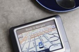 Many GPS devices have an SD card slot and can be updated with data cards.
