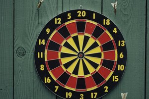 How to Score a Game of Darts