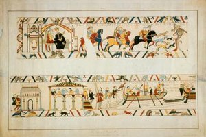 Bayeux Tapestry Facts for Kids