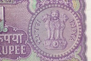 Rupees are the currency in India.