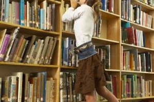 Activities for a Kids' Library Orientation