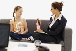 Therapists can work with a wide variety of clients.