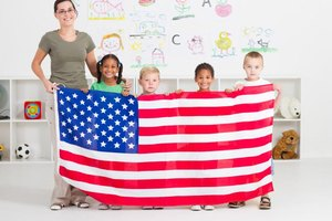 Ideas for Teaching About American Symbols to First Graders