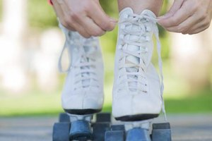 Quads or inline skates will have you rolling merrily along after a little practice.