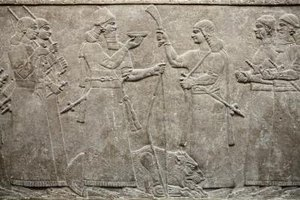 Ancient Assyrian Types of Government