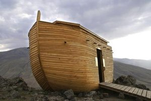 The biblical period known as primeval history includes the story of Noah's ark.