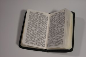 Topics for Research in the New Testament