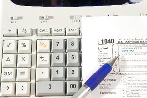 Use your tax return to calculate your taxable income, which determines your bracket.