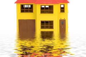 Falling property values have placed many mortgages underwater.