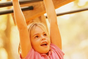How Does Large Play Equipment Help Children Develop?