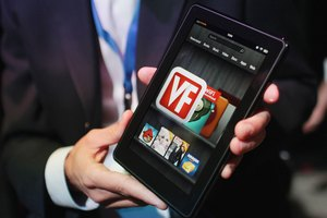 How to Transfer Movies From a Computer to a Kindle Fire HD