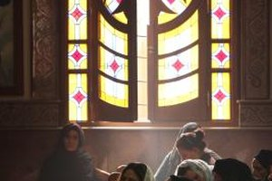 In the Coptic Orthodox Church, a divorce is hard to come by.