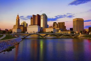 What Three Cities Have Served As the Capital of Ohio?