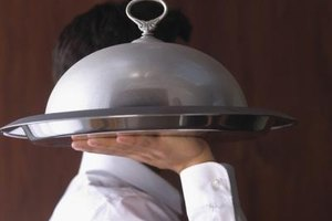 A head waiter needs the right combination of skills and training.