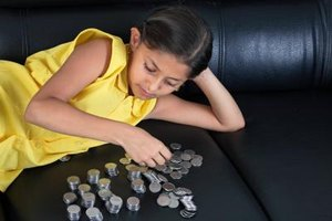 Money skills are an important part of a child's repertoire.