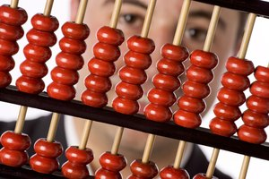 Even the ancient abacus can be found in app form to help kids learn math.