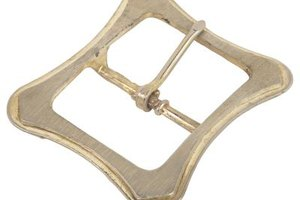 Brass is an alloy created with varying amounts of zinc and copper.