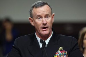 Vice Admiral McRaven is the SEAL in charge of U.S. Special Operations.