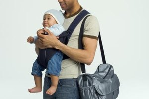 A properly packed diaper bag is essential when your baby spends time away from home.