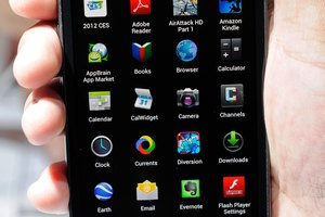 How to Check the Minutes Used in the Dialer on a Samsung Galaxy Nexus