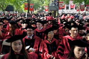 Harvard Business School has more than 78,000 alumni.