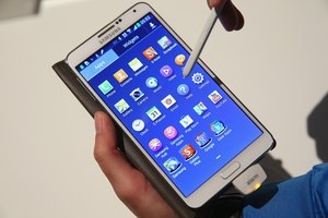 How to Hard Reboot a Galaxy Note