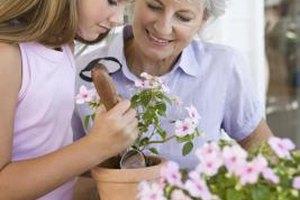 Spending time with an elderly person benefits your child.