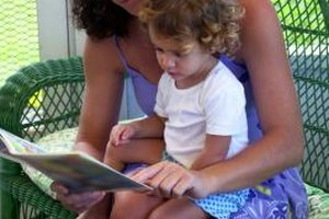 Reading helps develop expressive language.