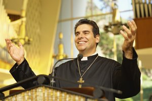 Types of Catholic Priests