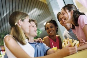 Help to make social interactions more comfortable for your teen.