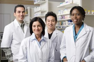 There were 281,560 pharmacists in the U.S. in 2012.