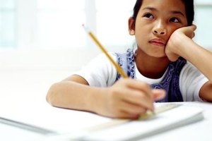 Writing good story openings helps expand students' creative skills..