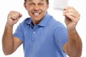 Lottery winners can select annuity payments or a lump sum payout.