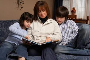 The single parent must make time for work and spending quality time within the home.