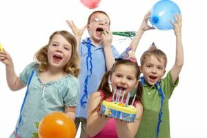 Choose a venue that offers birthday party package options.