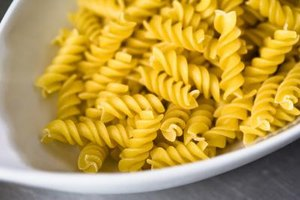 Rotini adds texture to any dish.