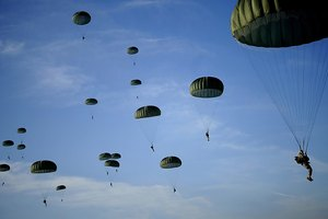 How to Train to be a Pararescue Jumper