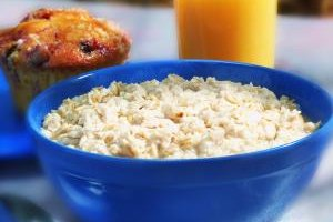 Many healthy foods can provide a quick, easy breakfast.