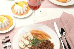 Salisbury steak has been an American favorite since 1897.