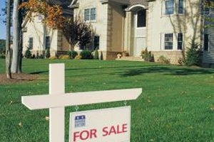 Dealing with mortgaged property after death.