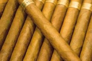 Opening a cigar store requires significant capital and perseverance.