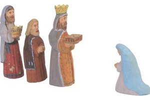 Epiphany celebrates the gifts the wise men brought to baby Jesus.
