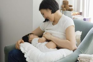 Breastfed babies can have very different schedules than formula-fed babies.