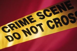 Crime scene investigators work in all branches of law enforcement.