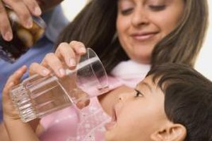 Formula and breast milk normally are enough to quench your baby's thirst.