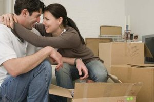 Moving in together should be something you both want.