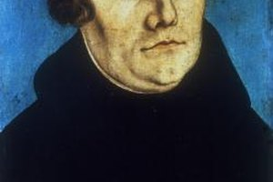 Lutheran pastors follow the example of Martin Luther, the founder of Lutheranism.