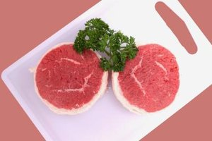 Fresh and cooked filet mignon freezes well in tight packaging.
