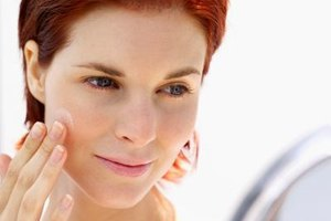 Treat your pimple with care and it will diminish in size.