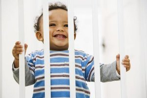 Before you know it, these gates will be no match for your growing toddler.